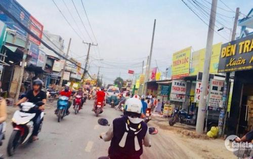 Đất Hóc Môn, Giá 250tr/80m2. LH Minh: 0906834049