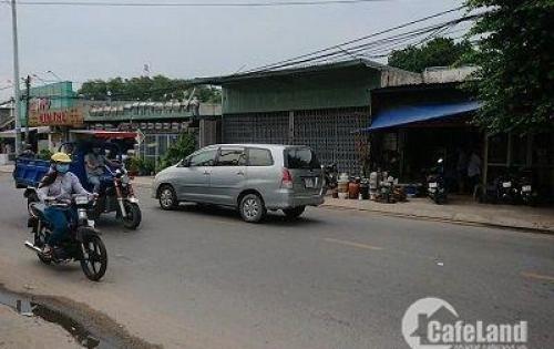 Đất bán 8 x 16m giá 10 tỷ 800 triệu mặt tiền Nguyễn Ảnh Thủ, đường nhựa 20m thông.