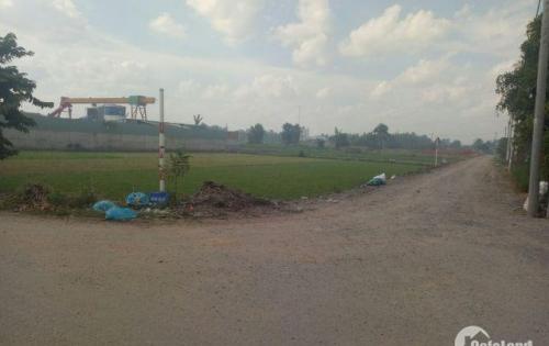 Sở hữu lô đất vị trí đẹp, 2 MẶT TIỀN đường Nhị Bình, giá chỉ 4,4tr/m2