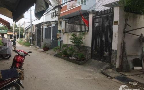 bán đất hẻm lê văn lương nhà bè, gần cầu Long Kiển