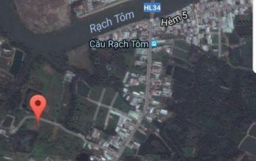 Bán lô đất xã Nhơn Đức Nhà Bè.