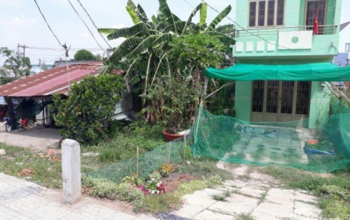 Chính chủ bán lô đất Mặt Tiền Nguyễn Bình_Nhơn Đức DT:44m2 giá:2 tỷ