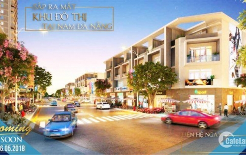 Shophouse Nguyễn Sinh Sắc- Sức hút không thể chối từ.LH: 0916781169