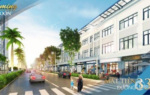 Tiểu khu shophouse mặt tiền đại lộ 60m – đầu tư sinh lời ngay hôm nay