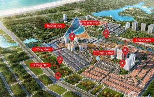 Đất thuộc quận loại 1 Đà Nẵng, giá 1.5 tỷ/lô, gần trung tâm thương mại gần các trường ĐH liên hệ