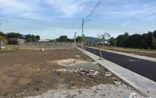 Thanh lí lô đất thuộc đất nền KDC Bà Rịa home, thổ 100% xây tự do, công chứng nhanh chóng