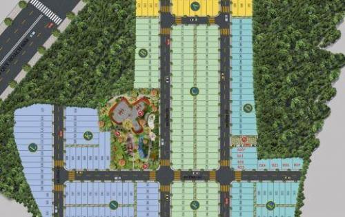 Bán đất tt Long Điền, MT DT 44A, KDC Moon Lake, giá từ 6,7tr/m2