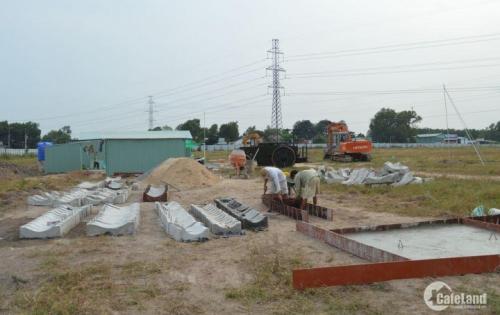 Mở bán dự án lớn nhất thị trấn Long Thành giá chỉ từ 14tr/m2,thanh toán 560tr (40%).