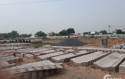 Bán đất trong khu đô thị Eco Town Long Thành SHR, 5x20m điện âm nước máy hoàn thiện. MT đường 44m