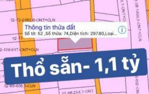 Cần tiền bán gấp lô đất gần sân bay Long Thành