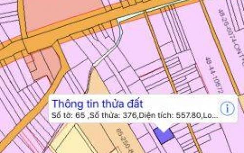 Bán 3 lô đất đường Bàu Cạn, Long Thành, gần cổng số 3 sân bay, 500m2, giá 3,3tr/m2