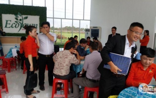 Bán đất trung tâm thị trấn Long Thành, khu dân cư cao cấp ECO TOWN Long Thành