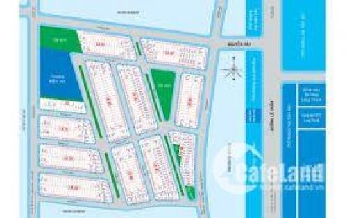 Siêu dự án 4 mặt tiền đường Nguyễn Hải, SHR,thổ cư 100%