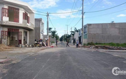 Cần bán lô đất 120m2 SHR ngay TT Long Thành, gần chợ và KCN giá 619tr