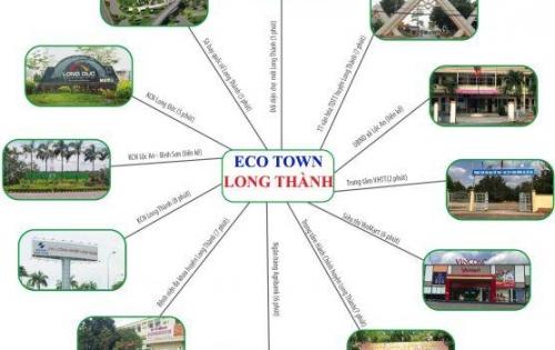 Mua trực tiếp chủ đầu tư, Eco Town với giá CK 5%, duy nhất còn 10 lô