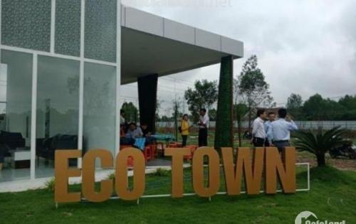 Bán gấp nền đất đối diện công viên dự án Eco Town Long Thành, giá chỉ 13.8tr/m2