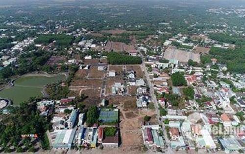 Bán đất trung tâm thị trấn Long Thành, SHR, thổ cư 100%, xây dựng tự do. Giá chỉ 600tr/nền