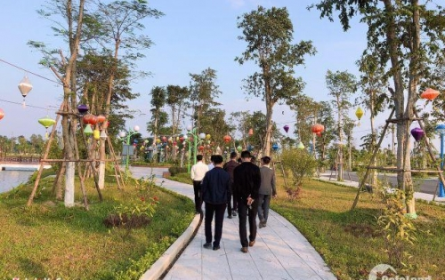 Bán đất mặt đường Khu đô thị mới Xuân An - Nghi Xuân