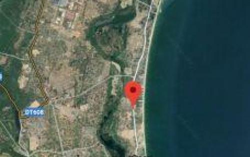 Bán đất nền biển hội an. ngay bãi tắm hà my và resort nam hải