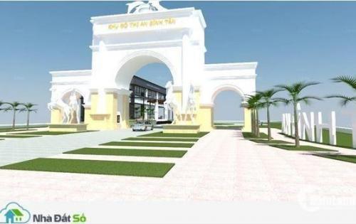 Chuyển nhượng bán đất 80m2 hướng đông nam KĐT An Bình Tân Nha Trang giá rẻ