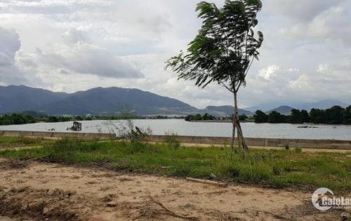 Đất TĐC Hòn Rớ , Nha Trang , view đối diện sông , chỉ 2,1 tỷ , hướng Tây tứ trạch