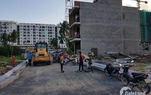 Bán 2 lô đất khu đô thị An Bình Tân, sổ đỏ chính chủ, gần trục đường lớn, giá chỉ 23 tr/m2