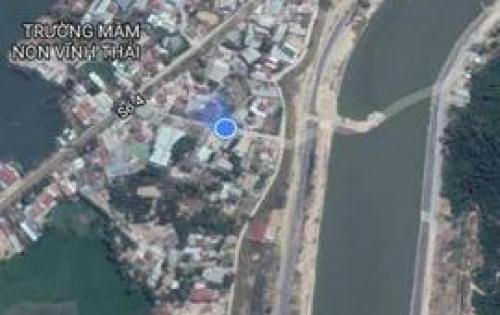 Bán lô đất gần sông Tắc , Vĩnh Thái Nha Trang