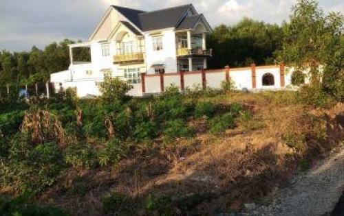 Nhà cần tiền bán gấp miếng đất gần TTHC huyện Nhơn Trạch, cách bv Nhơn Trạch 200m,SHR,Tc 100%.