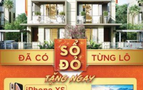 An toàn sổ đỏ 100% khu đô thị dân cư hiện hữu chỉ 6 triệu/m cạnh BẮc Vân Phong