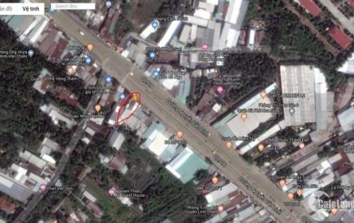 Nhà mặt tiền đường Nguyễn Văn Linhcó tiềm năng (tương lai đối diện BV Trường ĐH Y Dược Cần Thơ)