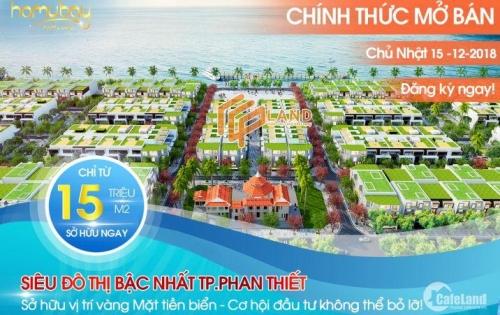 Đầu tư cuối năm lợi nhuận cả năm - mở bán dự án Hamubay view biển Phan thiết  vị trí đẹp giá hợp ly chiết khấu cao