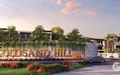 GoldSand Hill Mũi Né - Đất nền, sổ đỏ đô thị, sở hữu lâu dài trong khu đô thị du lịch 5sao. Đầu tư lợi nhuận gấp 2 sau 4-8 tháng