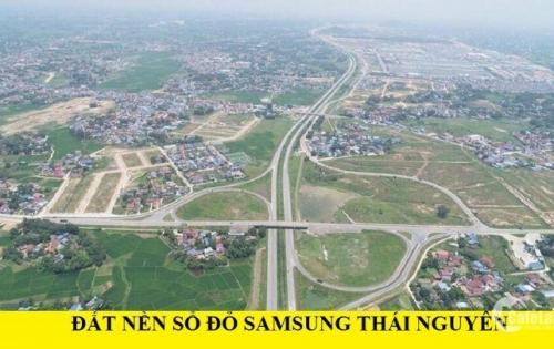 Dự án đất nền Samsung đang rất hot sắc đỏ đã tràn ngập bảng hàng