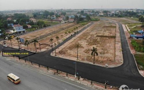 Cơ hội sở hữu đất giá rẻ tại vùng lõi trung tâm thị xã Phổ Yên