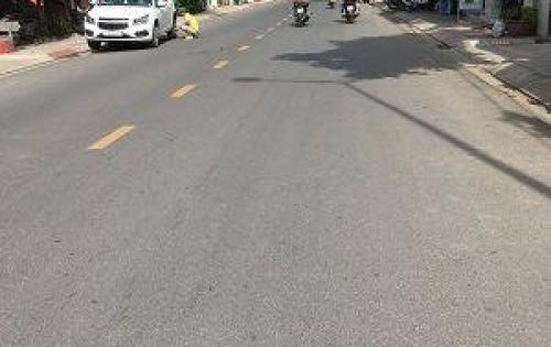 Đất bán 4 x 27m giá 6 tỷ 500 triệu mặt tiền đường Lê Thị Riêng, đường nhựa 20m thông.