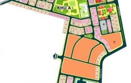 Đất nền An Phú An Khánh, Quận 2. Vị trí vàng ngay trung tâm khu đô thị cao cấp.