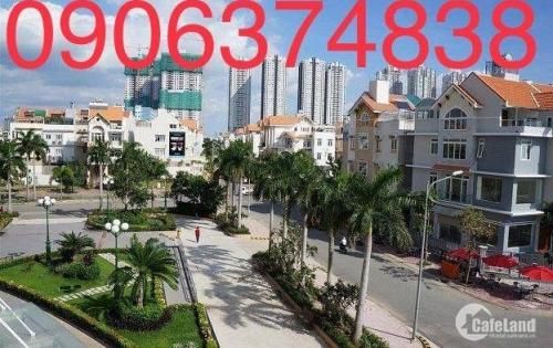 Bán nền biệt thự him lam mặt tiền đường D1- vị trí đẹp- giá 205 triệu/m2-0906374838