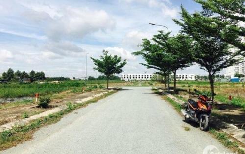 Bán đất thổ cư 100% Phạm Hùng, Q8, 8tr/m2, SHR, dân cư sầm uất, thanh toán linh hoạt LH 0905389755