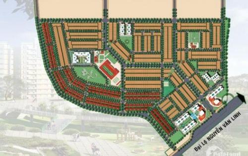 Đất nền dự án Phú Lợi Riverside mặt tiền Phạm Thế Hiển