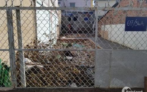 Bán 3 miếng đất 40m2 SHR đường Ba ĐÌnh Q8