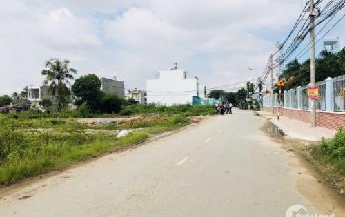 Đất nền thổ cư 100m2 ngay mặt tiền đường Võ Văn Hát, quận 9 giá 2.4 tỷ
