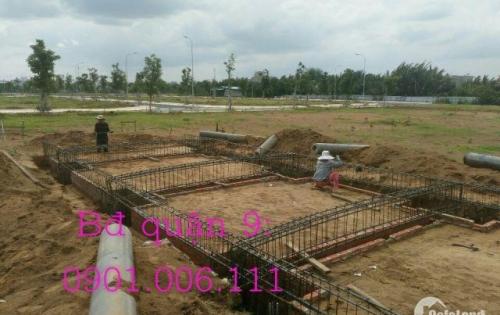 Kẹt tiền bán gấp lô đất 100m2 ở đường Trường Lưu, Quận 9