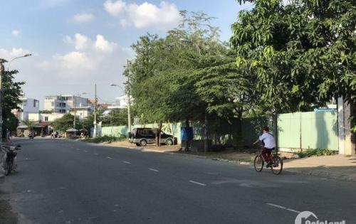 1 lô mặt tiền đường 50 khu dân cư Tân Tạo, Bình Tân, tphcm, 6,3 tỷ