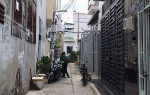 Bán  nhà hẻm Lê văn Quới, Bình Trị Đông , Bình Tân.  Chính chủ, sổ hồng, lh: 0987955527 (kiều)