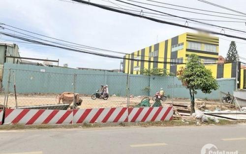 Bán gấp 1.658 m2 đất thổ cư mặt tiền Tô Hiệu Tân Phú(50 triệu/m2) .