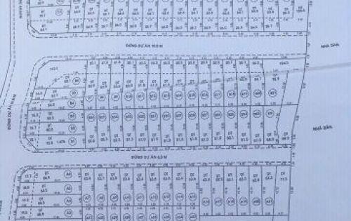 Cần bán gấp lô đất đường số 7 Tam Bình (gần Tô Ngọc Vân mở rộng 30),LH0908795128.