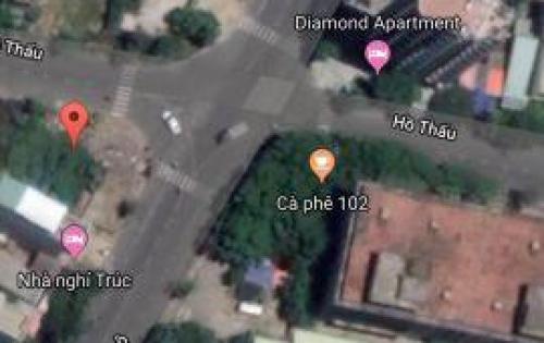 Bán đất VIP biển Đà Nẵng 2MT Hà Kì Ngộ-Hồ Thấu,300 m2, giá rất hợp lý.LH:0905.606.910