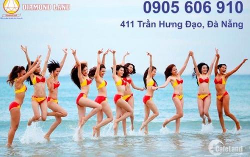 Bán 210 m2 đất biển đẹp MT đường Hoàng Sa,Đà Nẵng 10x21,đ/d bãi tắm.LH:0905.606.910