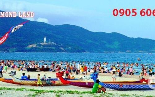 Bán 250 m2 đất VIP ven biển đường Phạm Văn Đồng,Đà Nẵng khu phố du dịch sầm uất.LH:0905.606.910