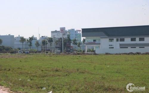 Đất mt đường Võ Văn Môn,ở TP Tân An,70m2,850tr